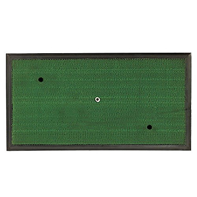 1' x 2' Hitting/Practice, Chipping and Driving Golf Grass Mat