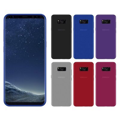 Funda gel lisa Samsung S8