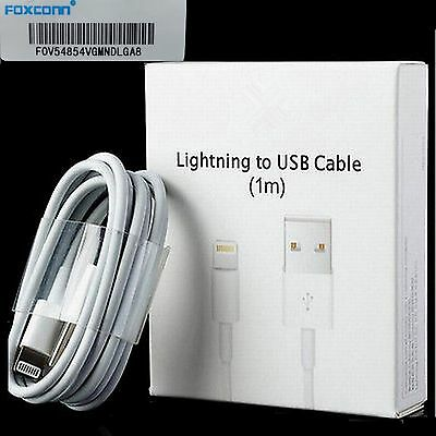 Original OEM Data Lightning USB Charger Cable For Apple iPhone 7 6 6s plus 5s SE
