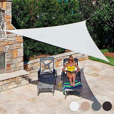 Voile D'ombrage Triangulaire / Triangular Shade Sail 3,6M