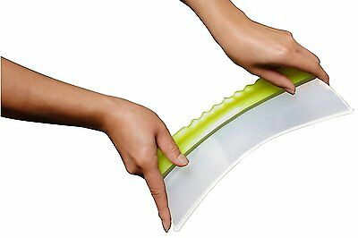 Flexible Handle Car Home Window Wash Soft Silicone Water Removing Cleaning Blade