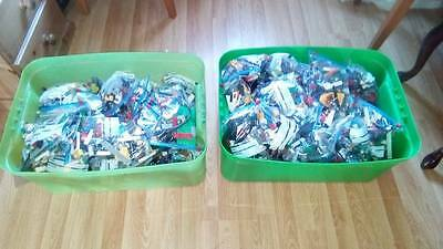 1kg mixed bundle of Lego parts - or £200 the lot