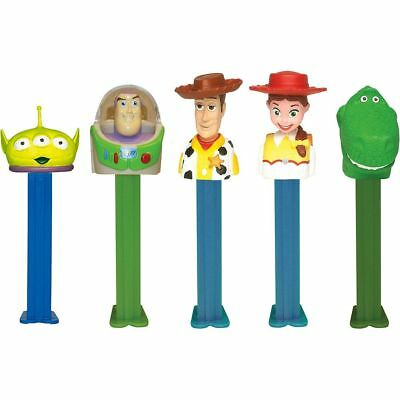 Toy Story Pez Dispenser & Candy Set (Each) - Party Supplies
