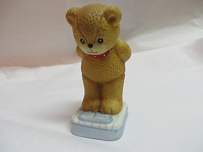 1984 Lucy And Me ~ Enesco ~ Bear On Scale