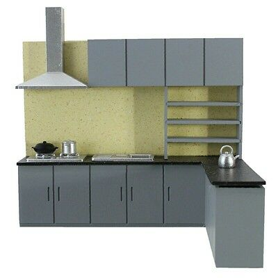 Doll house kitchen set 1:25 scale