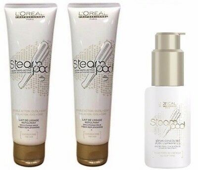 L'Oreal Professionnel Steampod smoothing cream or serum
