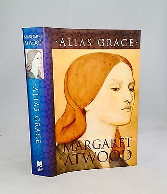 SIGNED MARGARET ATWOOD HARDCOVER TRUE 1ST - The Handmaid's Tale