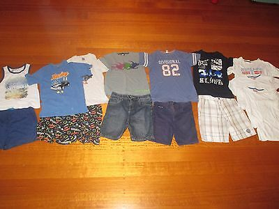 12 Boys Assorted Pieces of Clothing Including Shorts, Pyjamas - Size 12