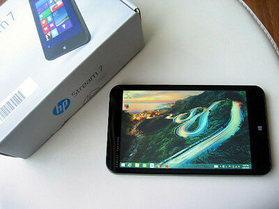 HP Stream 7 Windows 8 Touch Screen Tablet Excellent Condition