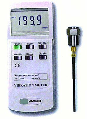 General Tools VB8201HA Vibration Meter