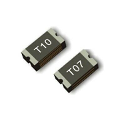 SMD Resettable Fuse 1206 3.2mm×1.6mm 0.05A 0.1A 0.16A 0.25A 0.5A 0.75A 1.5A 2A