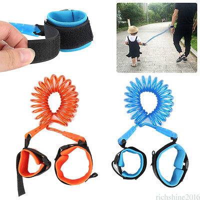 2017 Toddler Kids Baby Safety Walking Harness Anti-lost Strap  bracelet DFER