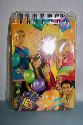 Hallmark Hi5 Colourful 100 page journal - NEW