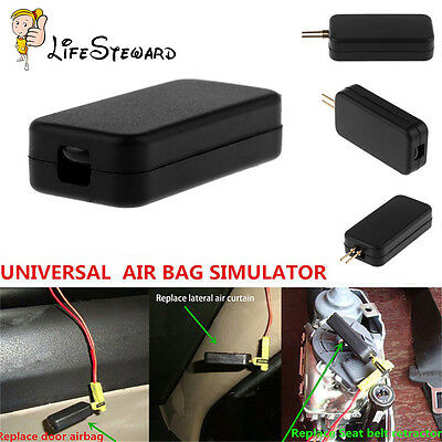 Universal Car Airbag Emulator Simulators Fault Diagnostic Scan Tool Detector