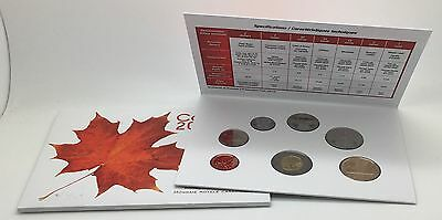 Canada 2010   PL Set  Envelope And COA Proof Like RCM Royal Canadian Mint