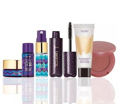 Tarte Cosmetics Limited Addition Skin Squad Deluxe Discovery Set LIGHT Gift Set
