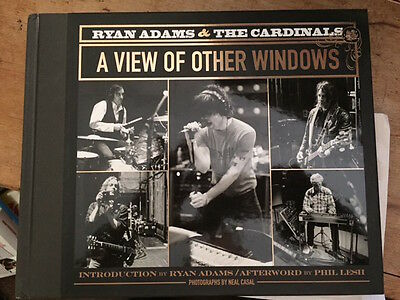 RYAN ADAMS AND THE CARDINALS A VIEW FROM OTHER WINDOWS 1st Edition Hardback