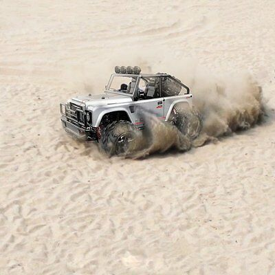 Gas RC Cars Off Road Electric Powered Remote Control Buggy Toys Fast 45km/h
