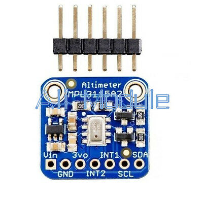 MPL3115A2 Intelligent Temperature Pressure Altitude I2C V2.0 Sensor for Arduino