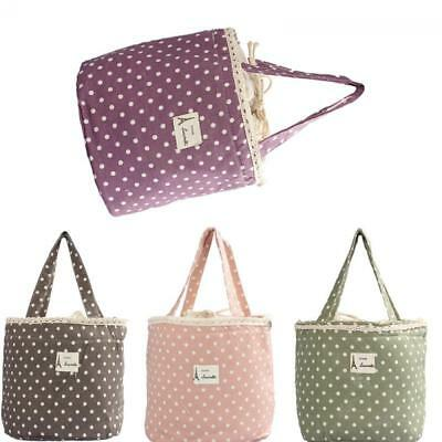 Portable Tote Storage Picnic Bag Waterproof Thermal Cooler Insulated Lunch Box