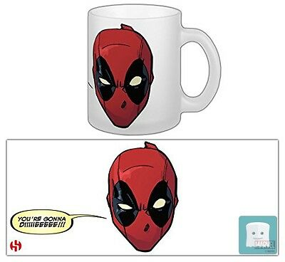Mug Deadpool 07 - Gonna Die