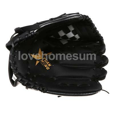 MagiDeal Training Baseball Softball Pitch Guanto Mitts per Right Thrower