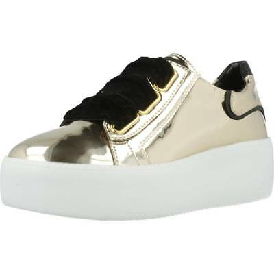 Sneaker JUST ANOTHER COPY JACPOP002 , Color Dorato