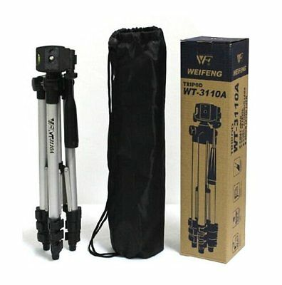 WT-3110A WEIFENG Camera Tripod for Canon Nikon Olympus Digital Camera Camcorder
