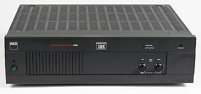 NAD MONITOR SERIES Power Amp 2700 THX 150W Stereo Amplifier