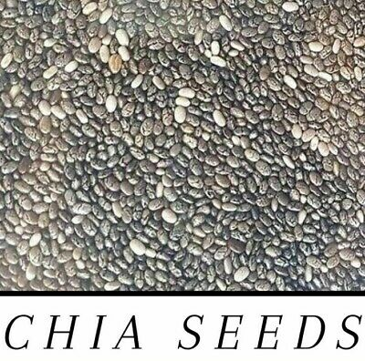 Chia Seeds 100% ALL-Natural Superfood Choose Size!