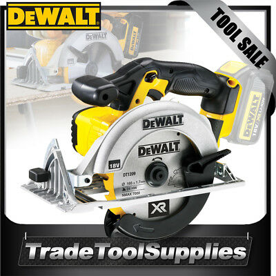 DeWalt Circular Saw 165mm Blade 18v XR Li-Ion DCS391N BARE TOOL