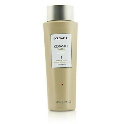 Goldwell Kerasilk Control Keratin Shape 1 - #Intense 500ml Treatments