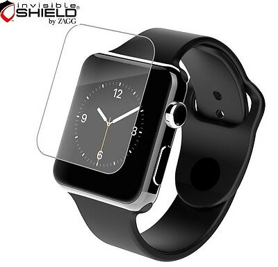 ZAGG InvisibleShield HD Screen Protector Film for Apple Watch (38mm) New TS