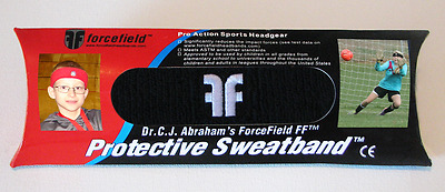 """ForceField FF Protective Sweatband Small (14"""" - 20"""")"""