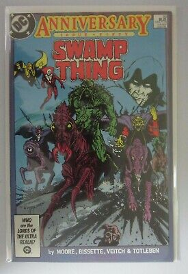 Swamp Thing (1982 2nd Series) #50 - 7.0 - 1986 - DIR