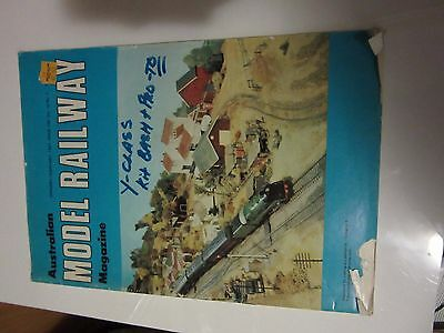 Australian Model Railway Magazine Jan/Feb 1981 Issue 106 Vol 10 No 1