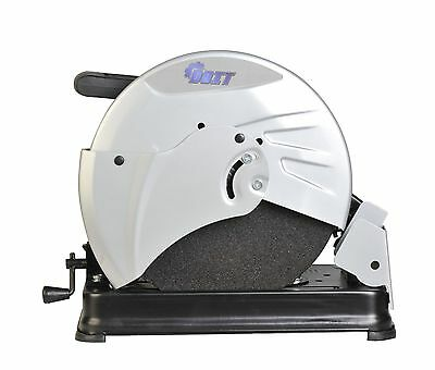 """Cut-Off Machine 14"""" Chop Saw Portable Blade 15 amps Handheld Cutting Power Tool"""