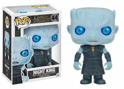 With Box Funko Pop TV Game Of Thrones-Night King Vinyl Action Figure Collectible