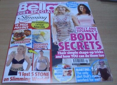 True Life Magazine Bella Diet Special Holly & Susanna Body Secrets + Martine