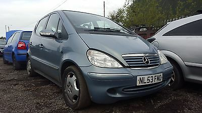 Mercedes A-Class 2003 1.7 diesel breaking for spare parts