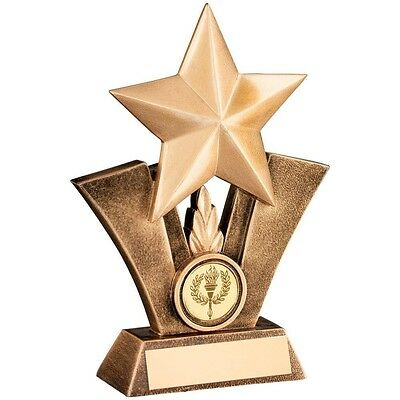 Dance Star Trophy Available in 3 Sizes with FREE Engraving up to 30 Letters