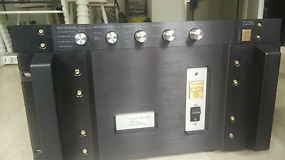 Threshold SA 30/s (Threshold SA 3.9e) with Threshold FET Nine/e preamp