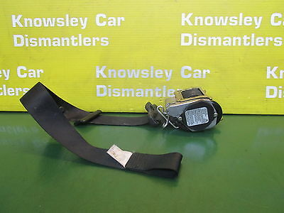 Ford Fiesta Mk6 (02-08) Drivers Side Front Seat Belt 601157600