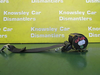 Ford Fiesta Mk6 (02-08) Drivers Side Rear Seat Belt