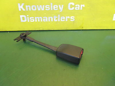 Ford Fiesta Mk6 (02-08) Drivers Side Rear Seat Belt Buckle Clasp Catch