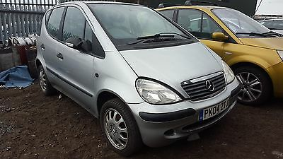 Mercedes A-Class 2004 1.7 diesel breaking for spare parts