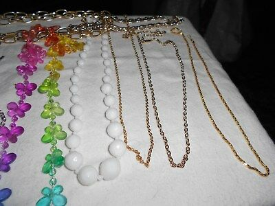 jewellery mixed necklaces kids