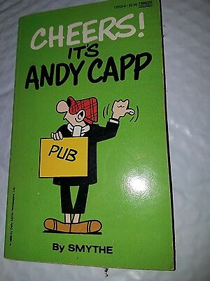 Cheers! It's Andy Capp by Smythe [Paperback]