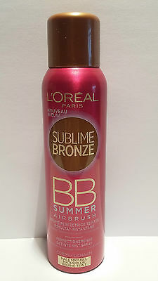 Sublime Bronze BB Summer Airbrush Corps Brume Perfectrice Teintée L'oréal