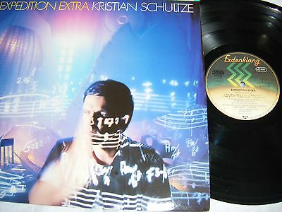 Kristian Schultze - Expedition Extra Lp  N/mint.